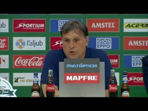 Gerardo Tata Martino: Zwei Partien gleichzeitig gespielt | FC Elche - FC Barcelona 0:0