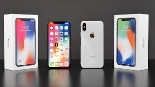 Apple iPhone X: Unboxing & Review