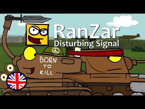 Tanktoon #2 - Znepokojujúci signál