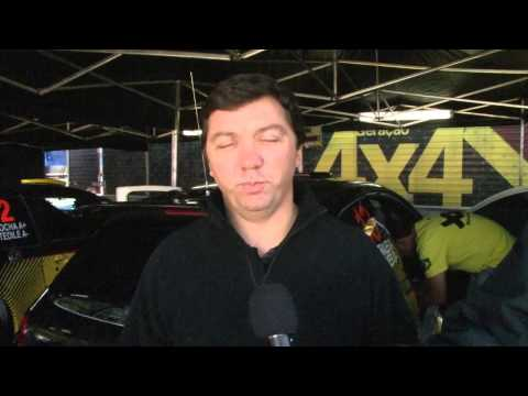 Mauricio Neves - Levantamento - Rally de Erechim 2013