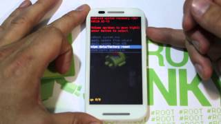 How To Factory Reset Your Motorola Moto E In Stock Android