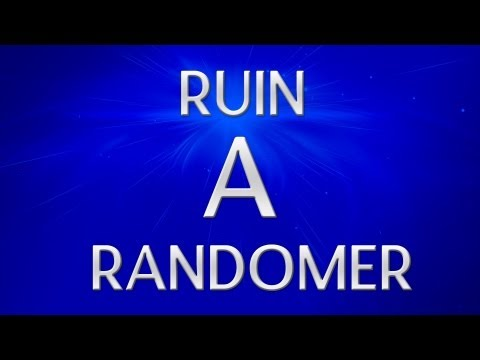 Ruin a Randomer Ep. 98 - Seasons, CL Draw, EAUK
