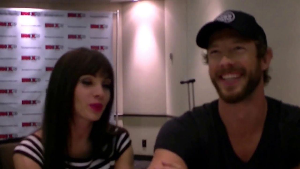 Fan Expo Canada 2013 Lost Girl Kris Holden Ried