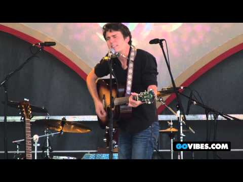 "Joe Pug Performs ""Nation of Heat"" at Gathering of the Vibes Music Festival 2012"