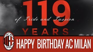 119 Years of Pride and Passion
