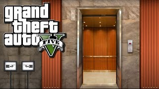 "GTA 5 ""SECRET"" Elevator Glitch In Fort Zancudo"
