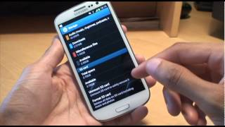 Samsung Galaxy S3: How To Install & Format A Micro SD Card