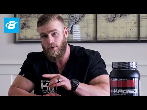 The Science Behind Re-Kaged Post-Workout Protein | Doc Thor, Dr. Kaleb Redden