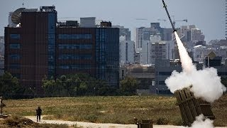 Iron Dome wards off Israeli casualties