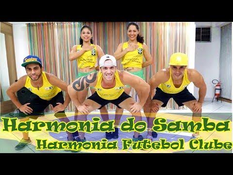 Coreografia | Harmonia Futebol Clube |Harmonia do Samba | Equipe Marreta