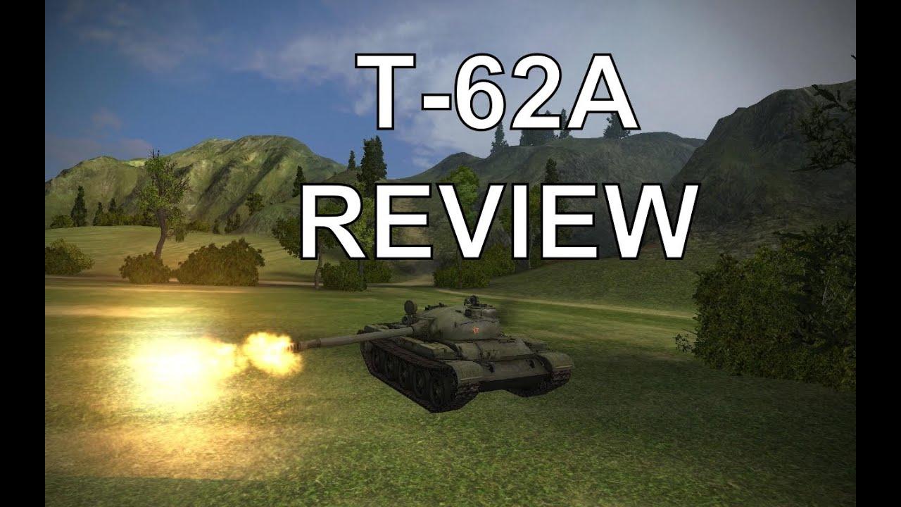 T-62A - обзор