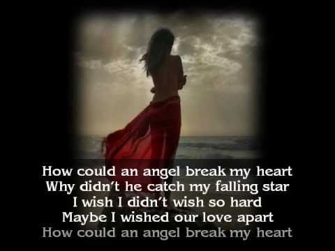 TONI BRAXTON - How could an angel break my heart (Lyrics)