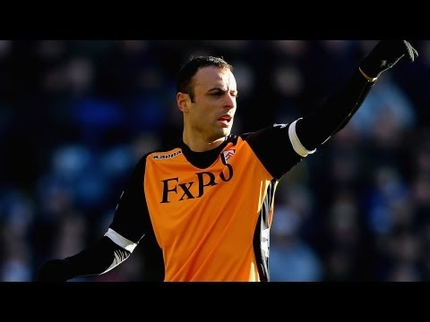 Berbatov ensuring Fulham see off relegation.