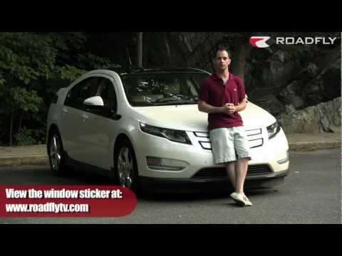 RoadflyTV - 2011 Chevrolet Volt Test Drive &amp; Review