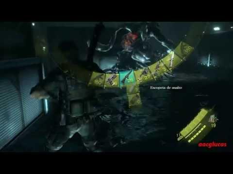 Resident evil 6 Infierno Campaña Chris Capitulo 5 Rango S
