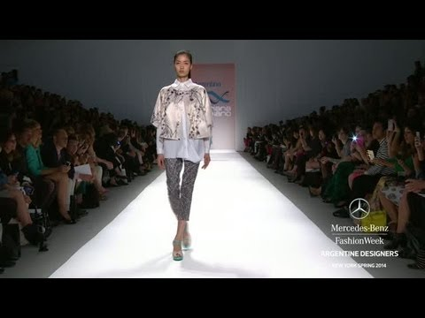 ARGENTINE DESIGNERS: MERCEDES-BENZ FASHION WEEK SPRING 2014 COLLECTIONS