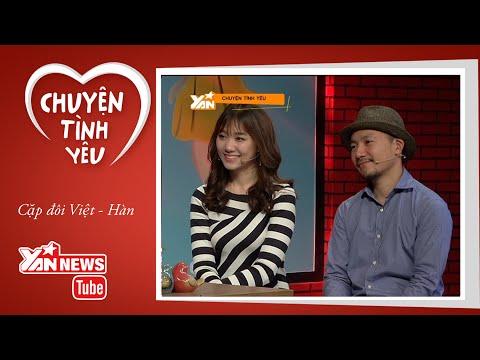 Chuyện Tình Yêu: Cặp đôi Việt Hàn Tiến Đạt & Hari Won (phần 2)