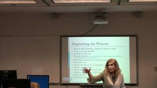 Grant Seeking 101, 2011 session