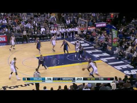 Dallas Mavericks vs Memphis Grizzlies | February 5, 2014 | NBA 2013-14 Season