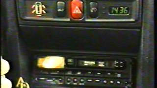 Test Auto al Dia Alfa Romeo 146 1.8 16v Twin Spark Parte 1