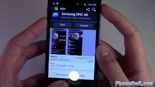 How To Take Screenshots On The Samsung Galaxy S2