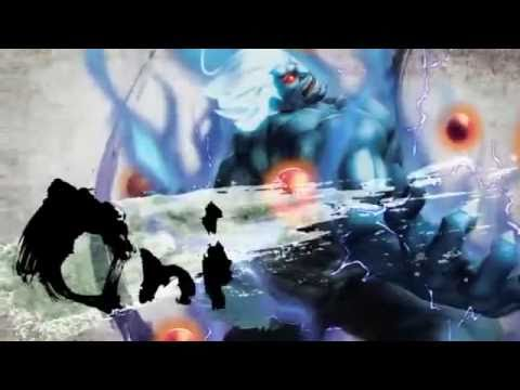 Super Street Fighter IV Arcade Edition Oni Gouki and Evil Ryu Japanese Trailer