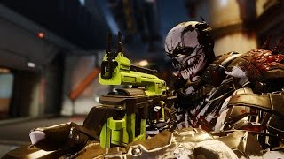 Call of Duty: Black Ops III - 10/18 Feketepiac Trailer