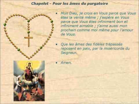 en prière avec les âmes du Puragtoire - Page 2 Hqdefault