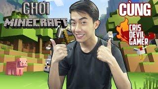 Chơi Minecraft cùng CrisDevilGamer   Event Tết