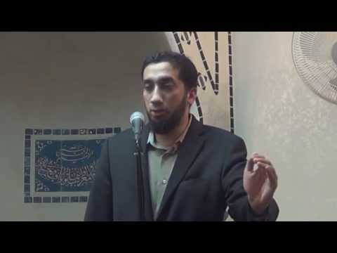 Nouman Ali Khan - Story of the People of the Cave (Surah Al-Kahf)