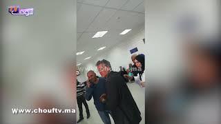 فاجعة قطار بوقنادل ..أول فيديو من قلب مستشفى مولاي عبد الله بسلا..شوفو صدمة عائلات الضحايا | خارج البلاطو