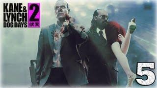 [Coop] Kane & Lynch 2: Dog days. Серия 5 - Успеть на самолет. [ФИНАЛ]