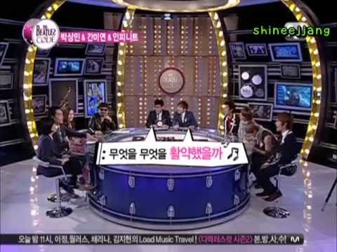 [ENG SUB] 110324 BEATLES CODE INFINITE CUT 1/2