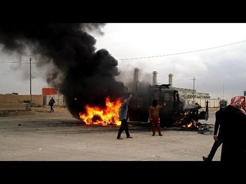 Iraque: Exército combate Al-Qaida para recuperar o controlo de Fallujah