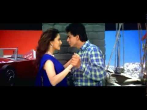 Madhuri Dixit. Shahrukh Khan. Gaja Gamini. Do Sadiyon Ke Sangam