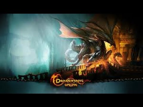 Drakensang - Boss e Deusa Épicos