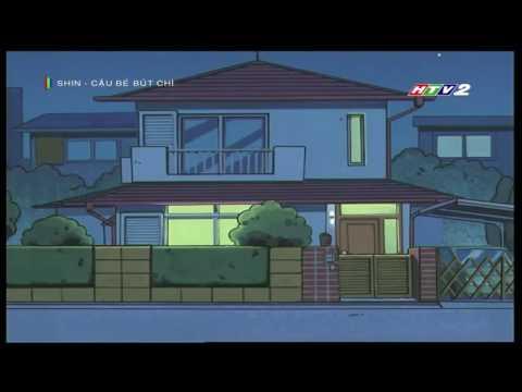 Shin-cậu bé bút chì tập 15: cả nhà cùng ăn cua.