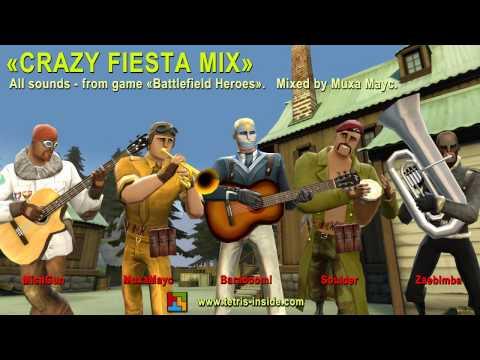 Музыка: Crazy Fiesta Mix