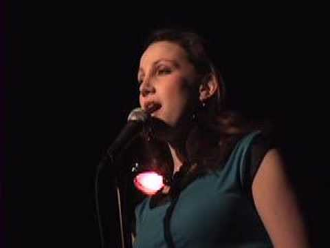 Natalie Weiss - Out of My Mind from Alive at Ten