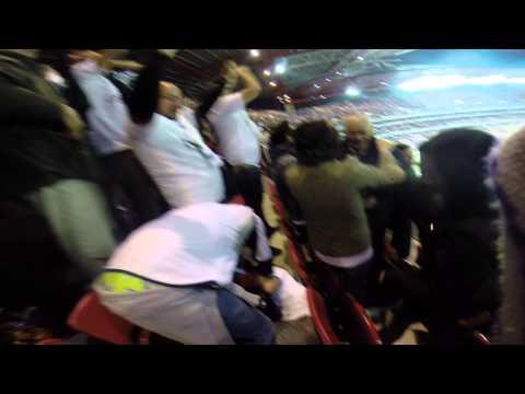 GoPro en el Gol de Sergio Ramos Lisboa