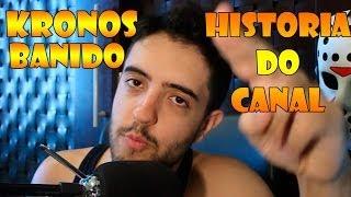 O MAIOR CANAL DE GTA DO YOUTUBE FOI BANIDO HISTORIA DO