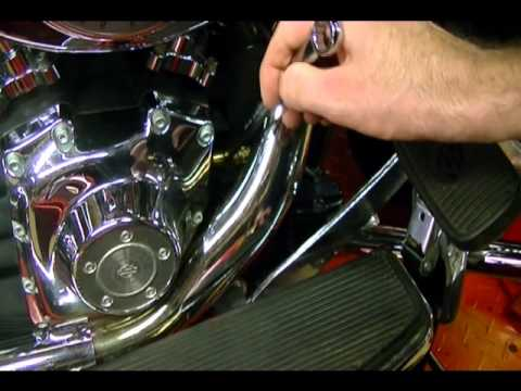motorcycle repair how to check the engine oil pressure on a harley davidson motorcycle youtube. Black Bedroom Furniture Sets. Home Design Ideas