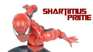 """Marvel Legends 18"""" Inch Spider-Man 2 Movie Amazing"""