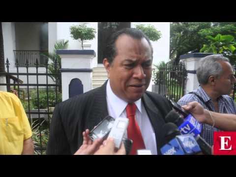Silvio Guerra presenta denuncia penal contra el administrador de la ACP y la Corregidora de Ancón