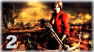[Coop] Resident Evil 6. Серия 34 - Аквалангисты.