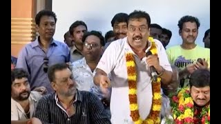 MAA Election Results || Kadambari Kiran Emotional Speech