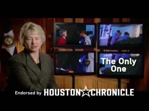 "Mayor Annise Parker – ""Crime"""