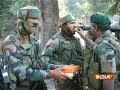 Amid differences, Indian Jawans distribute diwali sweets to soldiers of Pakistan and China