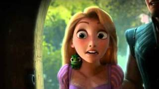 Rapunzel, Il Trailer Del Nuovo Cartoon Disney