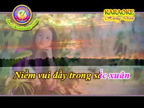 Karaoke - Lien khuc Vong Kim Lang (new) - Hung Dan